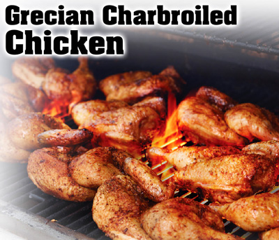 Charbroiled Chicken